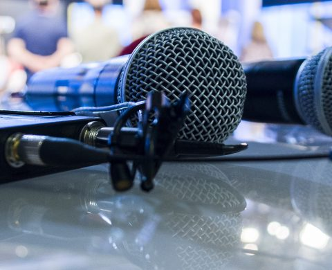 Audio Microphone And Audio Equipment